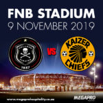 CHIEFS vs PIRATES DERBY Premium Hospitality Package